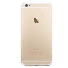 """Корпус-крышка для iPhone 6, с камнями и зеркальным эффектом, """"золотой"""", фото 1"""