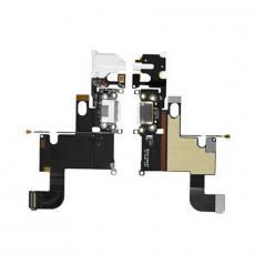 Шлейф аудио и зарядки для iPhone 6, оригинал, белый, фото 1