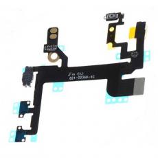 Шлейф с кнопками громкости и включения для iPhone SE, фото 1