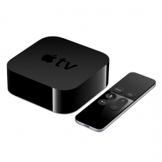 Фото мультимедийной приставки Apple TV 4 32GB