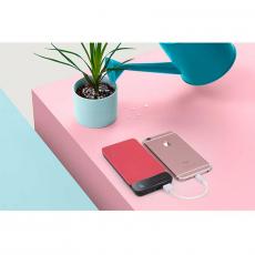 Внешний аккумулятор Rock P38 LED, USB-А, Micro-USB, USB-А, 10000 mAh, красный, фото 3