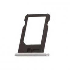 Лоток сим-карты для iPhone 5C, оригинал, белый, фото 1