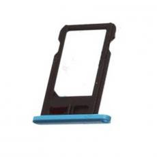Лоток сим-карты для iPhone 5C, оригинал, голубой, фото 1
