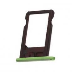 Лоток сим-карты для iPhone 5C, оригинал, зеленый, фото 1