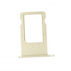"""Лоток сим-карты для iPhone 6/6S, оригинал, """"золотой"""", фото 1"""