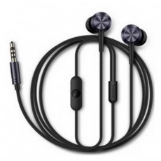 Наушники Xiaomi 1MORE Piston Fit In-Ear Headphones, серые, фото 1