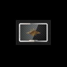 """Обложка для удостоверения Jumo Cover с позолотой, """"Герб МВД""""., фото 1"""