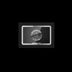 """Обложка для удостоверения Jumo Cover с посеребрением, """"Mercedes-Benz""""., фото 1"""