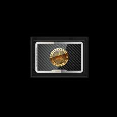 """Обложка для удостоверения Jumo Cover с позолотой, """"Mercedes-Benz"""", фото 1"""