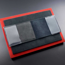 """Обложка для удостоверения Jumo Cover с посеребрением, """"BMW""""., фото 3"""