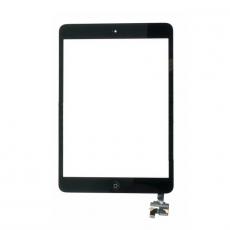 Сенсорный экран для iPad Mini / Mini 2, с IC-коннектором, класс А, черный, фото 1