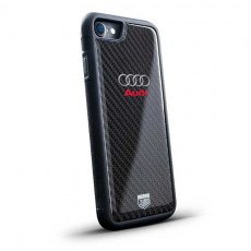 """Чехол Jumo Case для iPhone 8, карбон, высокоточная печать, """"Audi"""", фото 1"""