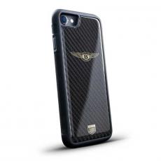 """Чехол Jumo Case для iPhone 7/8, карбон, никель с позолотой 24К, """"Bentley"""", фото 1"""