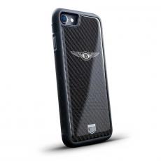 """Чехол Jumo Case для iPhone 7/8, карбон, никель с посеребрением, """"Bentley"""", фото 1"""