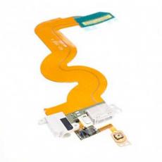 Шлейф на аудиоразъем для iPod Touch 4gen, оригинал, фото 1