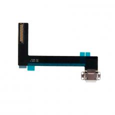Шлейф разъема зарядки для iPad Air, белый, фото 1