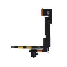 Шлейф с аудиоразъемом для iPad 3, Wi-Fi версия, оригинал, черный, фото 1