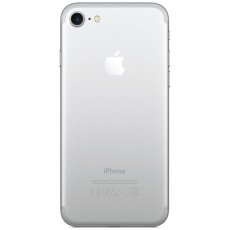 Вид Apple iPhone 7 128GB Silver сзади