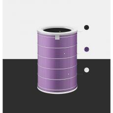 Антибактериальный фильтр для очистителя воздуха Xiaomi, фиолетовый, фото 2