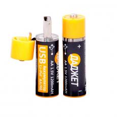 USB-батарейки АА, фото 1