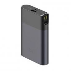 Внешний аккумулятор ZMI 10000 мАч с 4G модемом, черный, фото 2