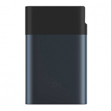Внешний аккумулятор ZMI 10000 мАч с 4G модемом, черный, фото 3