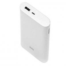 Внешний аккумулятор ZMI 7800 мАч с 4G модемом, белый, фото 2