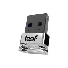 Флеш-накопитель Leef Supra 3.0, USB-A (3.0), 64 Гб, серебристый, фото 1