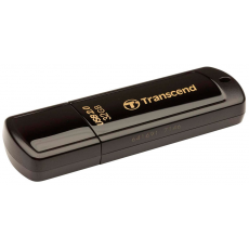 Флеш-накопитель Transcend JetFlash 350, USB-A (2.0), 32 Гб, чёрный, фото 1