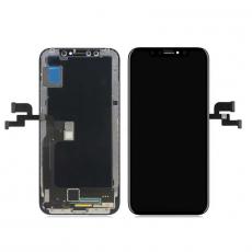 Дисплейный модуль для iPhone X, 100% оригинал, черный, фото 1