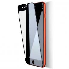 Защитное стекло 3D 9H Glass PRO для iPhone 6/6S Plus, чёрный, фото 2