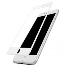 Защитное стекло Baseus Tempered Glass Film Silk-screen 0.2mm для iPhone 7 и 8 Plus, чёрный, фото 2