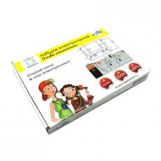 Конструктор NR03 азбука электронщика «Основы схемотехники», фото 1