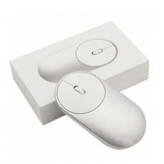 Мышь беспроводная Xiaomi Mi Portable Mouse, серебристая, фото 3
