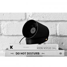 Настольный вентилятор Xiaomi VH 2 USB portable Fan, черный, фото 2