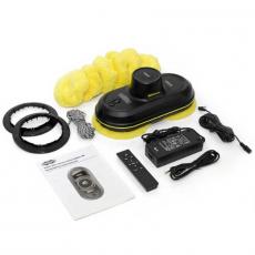 Робот для мытья окон МастерКит Hobot-198, черный, фото 3