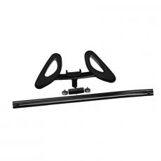 Ручка-руль длинная для Xiaomi Ninebot Mini Pro, черная, фото 2