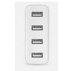 Сетевое зарядное устройство Xiaomi Mi, 4 USB-A, 2A, белый, фото 2