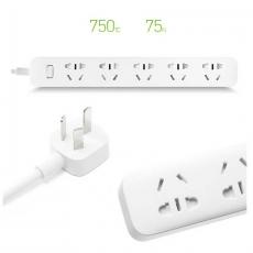 Сетевой адаптер Xiaomi Mi Power Strip 5 Sockets, белый, фото 2