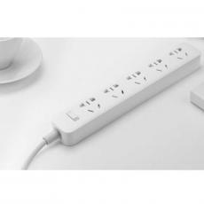 Сетевой адаптер Xiaomi Mi Power Strip 5 Sockets, белый, фото 3