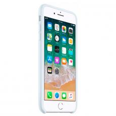 Силиконовый чехол для iPhone 8 Plus/7 Plus, цвет «голубое небо», фото 2