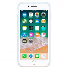 Силиконовый чехол для iPhone 8 Plus/7 Plus, цвет «голубое небо», фото 3