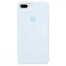 Силиконовый чехол для iPhone 8 Plus/7 Plus, цвет «голубое небо», фото 1