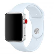 """Ремешок Apple Pollen спортивный для Apple Watch 42 мм, """"голубое небо"""", фото 1"""