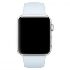 """Ремешок Apple Pollen спортивный для Apple Watch 42 мм, """"голубое небо"""", фото 3"""