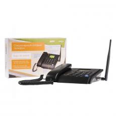 Стационарный сотовый телефон, черный, фото 3