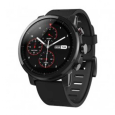 Умные-часы Huami Amazfit Stratos, черные, фото 1