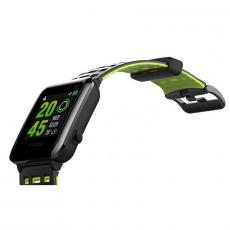 Умные-часы WeLoop Hey Waterproof Smart Sport Watch, черные/зеленые, фото 2