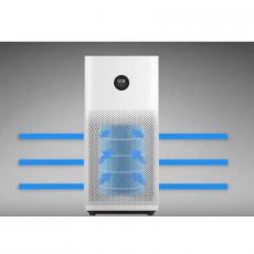Умный очиститель воздуха Xiaomi Mi Air Purifier 2S, белый, фото 3