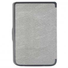 """Чехол-книжка DEXP PocketBook 6"""", серый, фото 2"""
